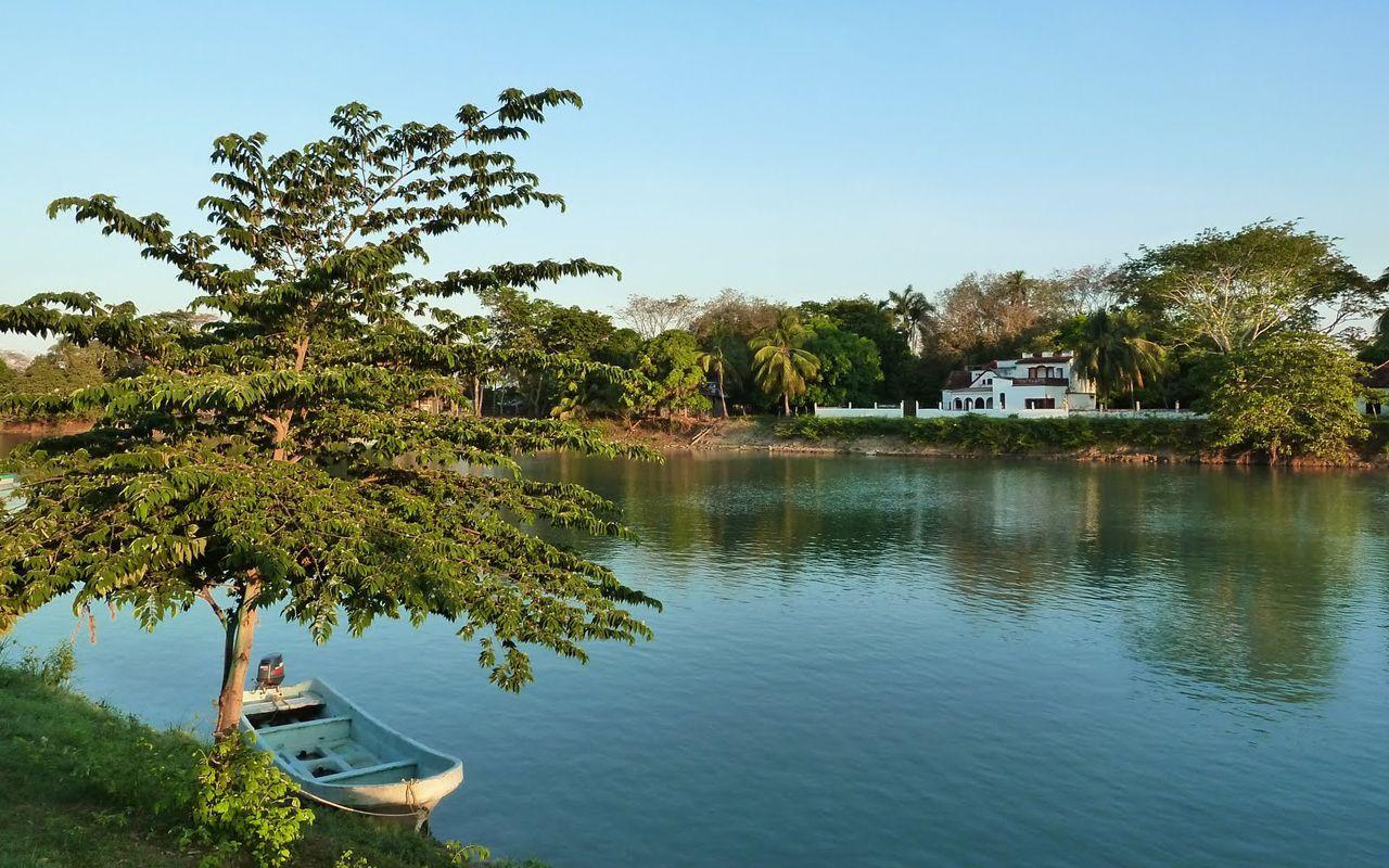 Laguna de Términos, uno de los tesoros de Campeche para descubrir.