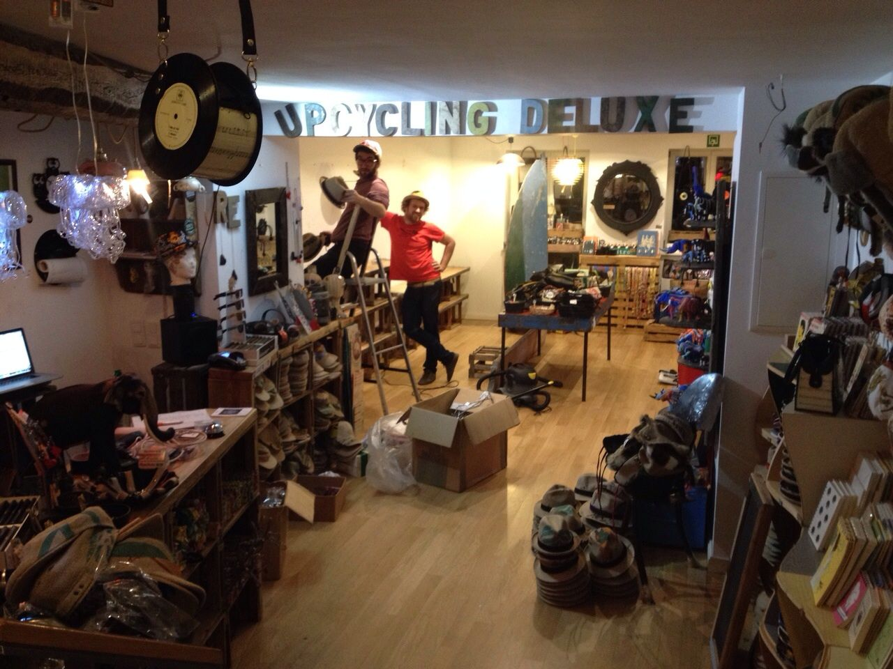 Upcycling Berlin upcycling #ourshop #kastanienallee #berlin | diy | pinterest | upcycling