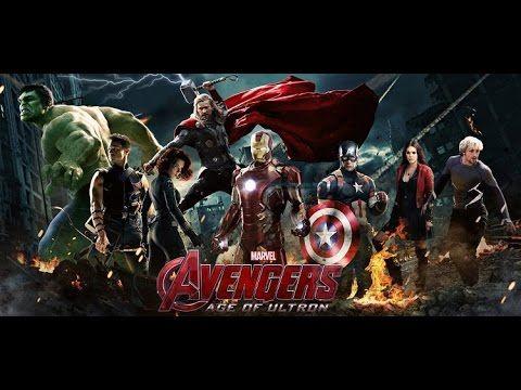 Filme Vingadores 2 A Era De Ultron Completo Dublado Portugues Vingadores Filmes Voce Me Completa