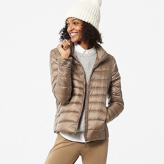 Uniqlo Ultra Light Down Jacket - this is so thin and perfect for ...