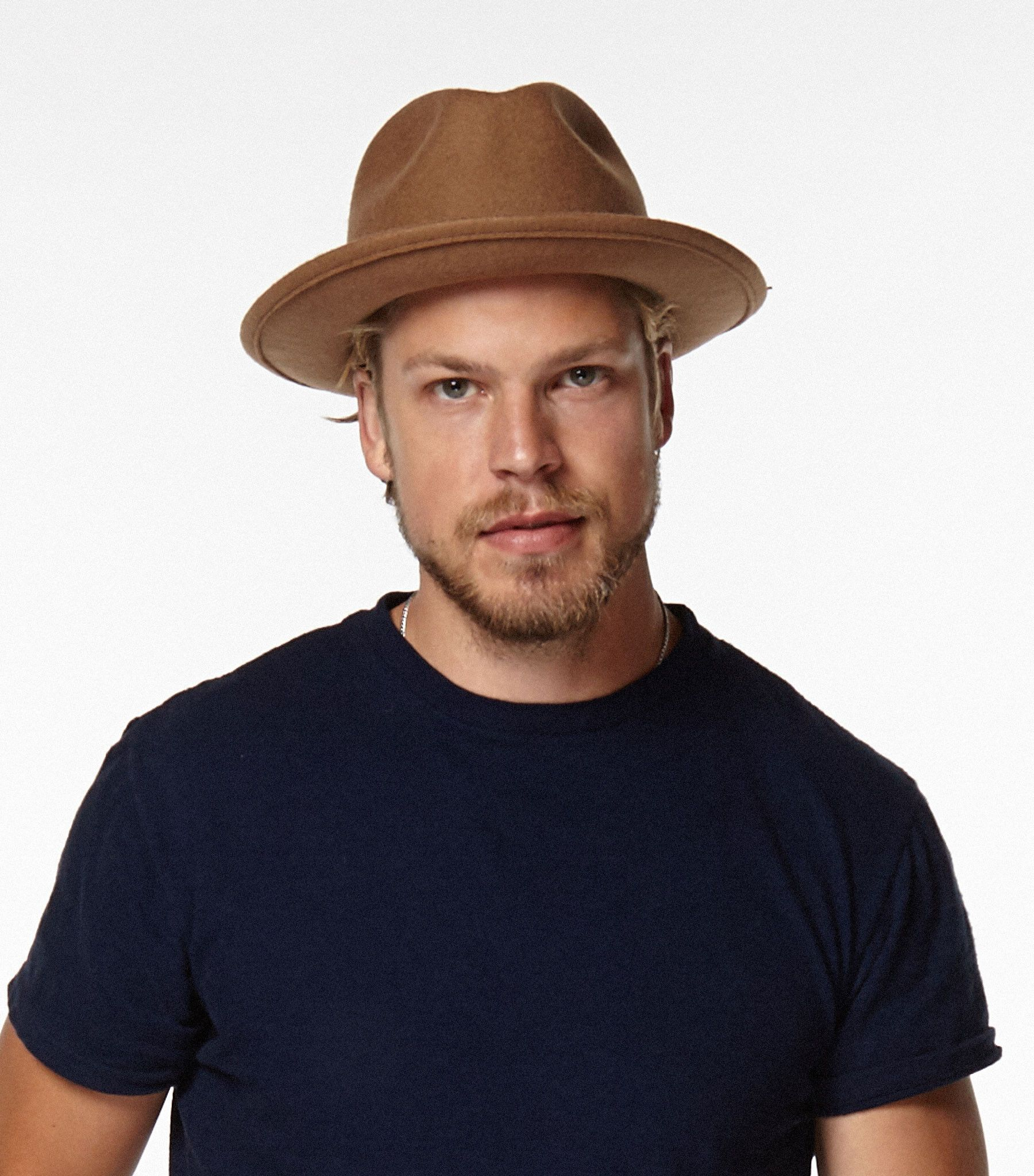 299d00e027b732 PRODUCT DESCRIPTION A best friend for travelers far and wide, the Luke  takes heed from 20s, 30s and 40s style when your hat went with you  everywhere.