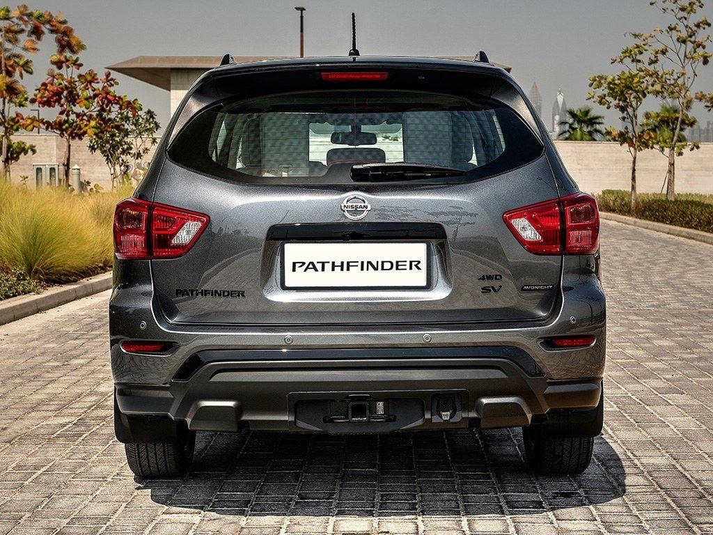 2019 Nissan Pathfinder Midnight Edition On Sale In Uae Gcc Release Date Nissan Pathfinder Nissan Pathfinder
