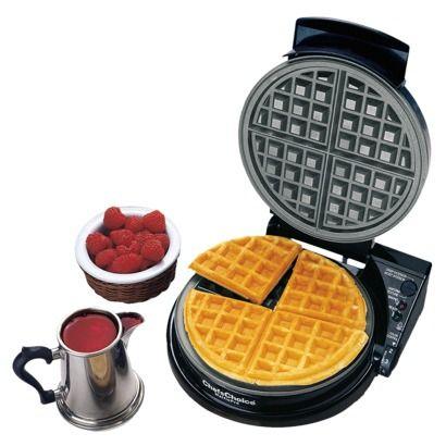 I Want A Waffle Iron Belgian Waffle Maker Chef S Choice
