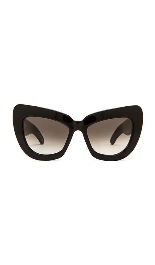 48076793ac180 VALLEY EYEWEAR Genius Child in Gloss Black Black Gradient   REVOLVE  Mirarte, Anteojos, Gafas