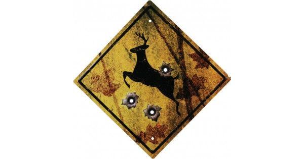 #tosimplyshop Deer Crossing Tin Sign #gifts #homedecor #gardendecor #decor #home #garden #shopping