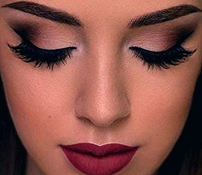 Photo of 38+ Ideen Hochzeit Make-up für braune Augen rote Lippen Lidschatten –  #augen #braune #für #H…