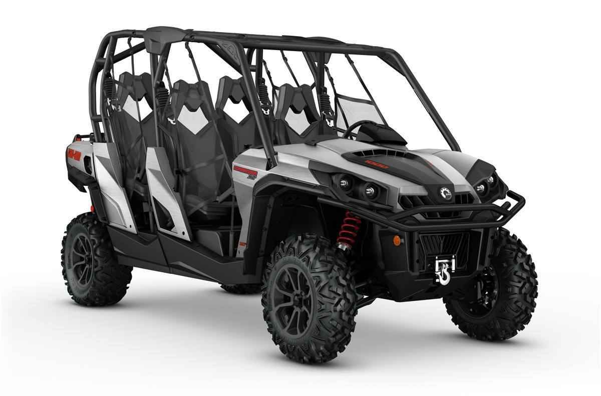 New 2017 Can Am Commander Max 1000 Xt Atvs For Sale In Minnesota 2017 Can Am Commander Max 1000 Xt Stop In And Check Out All The Can Am Commander Can Am Atv