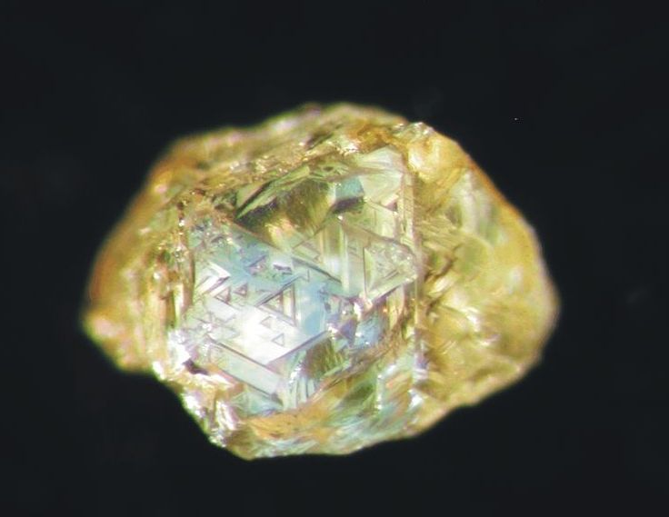 Kimberlite Pipes North America | Excellent diamond showing ...