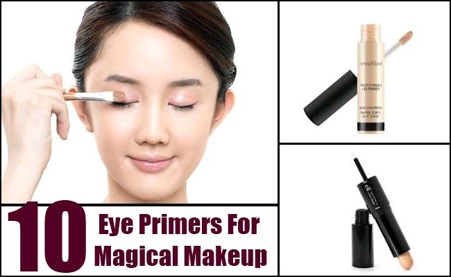 10 Eye Primers For Magical Makeup