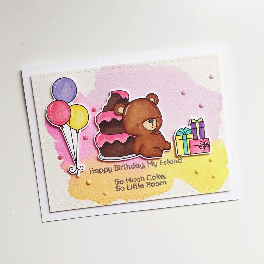 And Again A Birthdaycard Birthday Card Cards Cardmaking