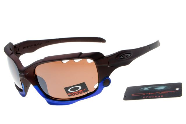 Oakley Jawbone Sunglasses Deep Brown Blue Frame Brown Lens- $24.90 :  Ray-Ban�