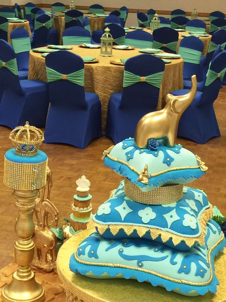 Moroccan Baby Shower Party Ideas | Photo 18 Of 19