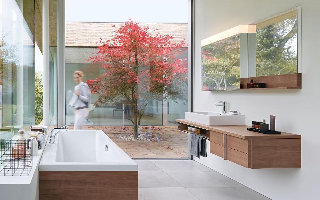 Badkamer Meubel Duravit : Duravit vero waschtische wcs badewannen spülen duravit