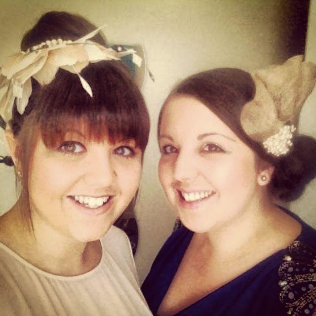 Stunning sisters