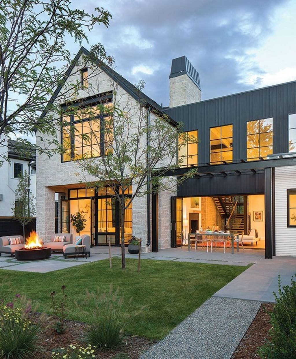 fantastic modern farmhouse exterior design ideas also best home of my dreams images in future house diy rh pinterest
