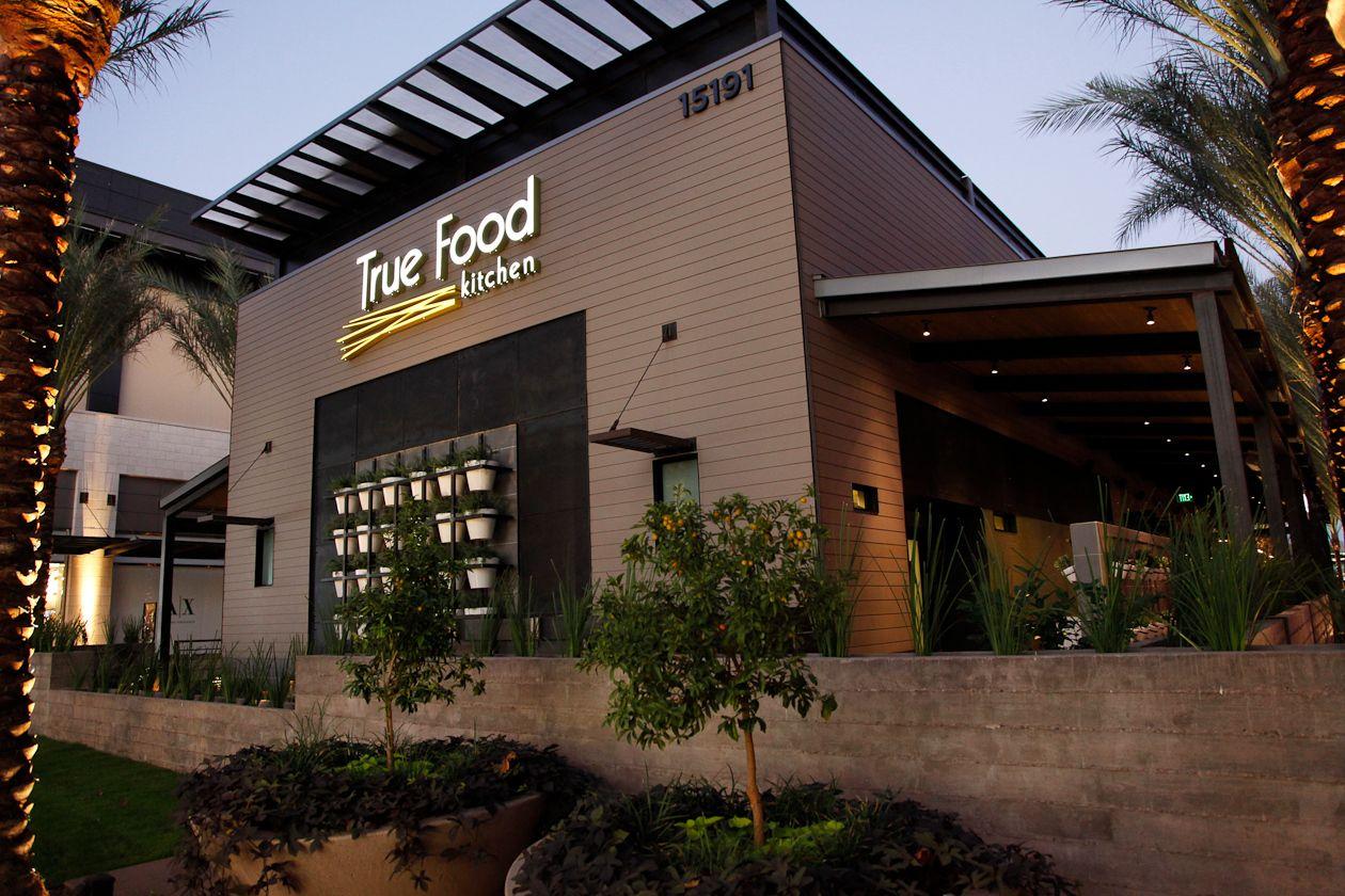 True Food Kitchen In The Scottsdale Quarter Scottsdale