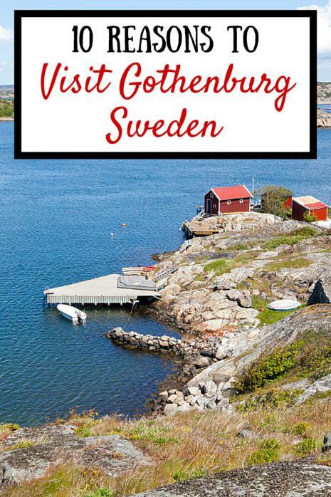 10 Reasons to Visit Gothenburg, Sweden