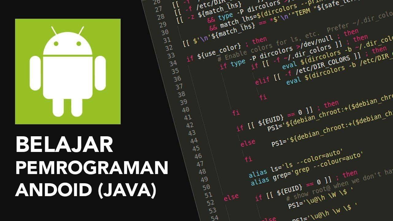 Tutorial Membuat Aplikasi Android Sederhana