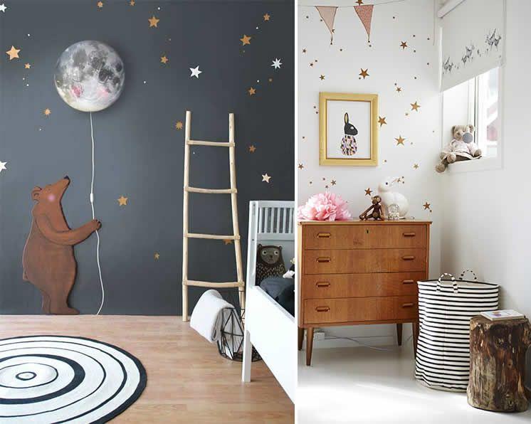 10 ideas para transformar el cuarto de los ni os con for Ideas para cuartos de ninos