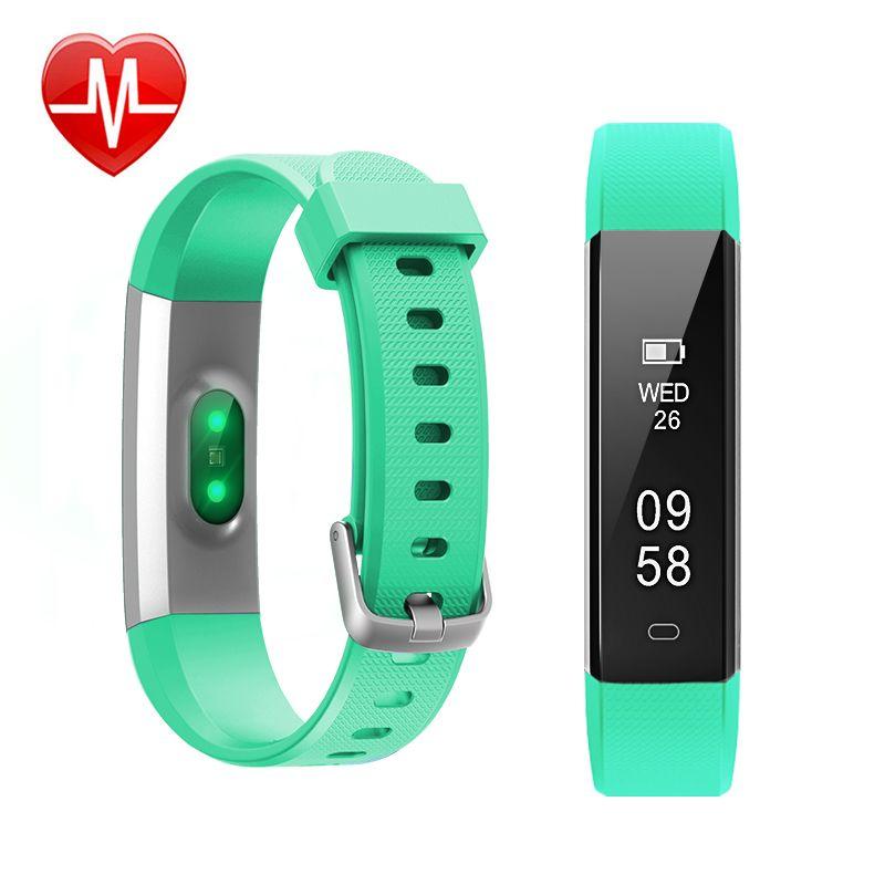 Id 115u Sports Fitness Tracker Fitness Tracker Sport Fitness Step Tracker Watch