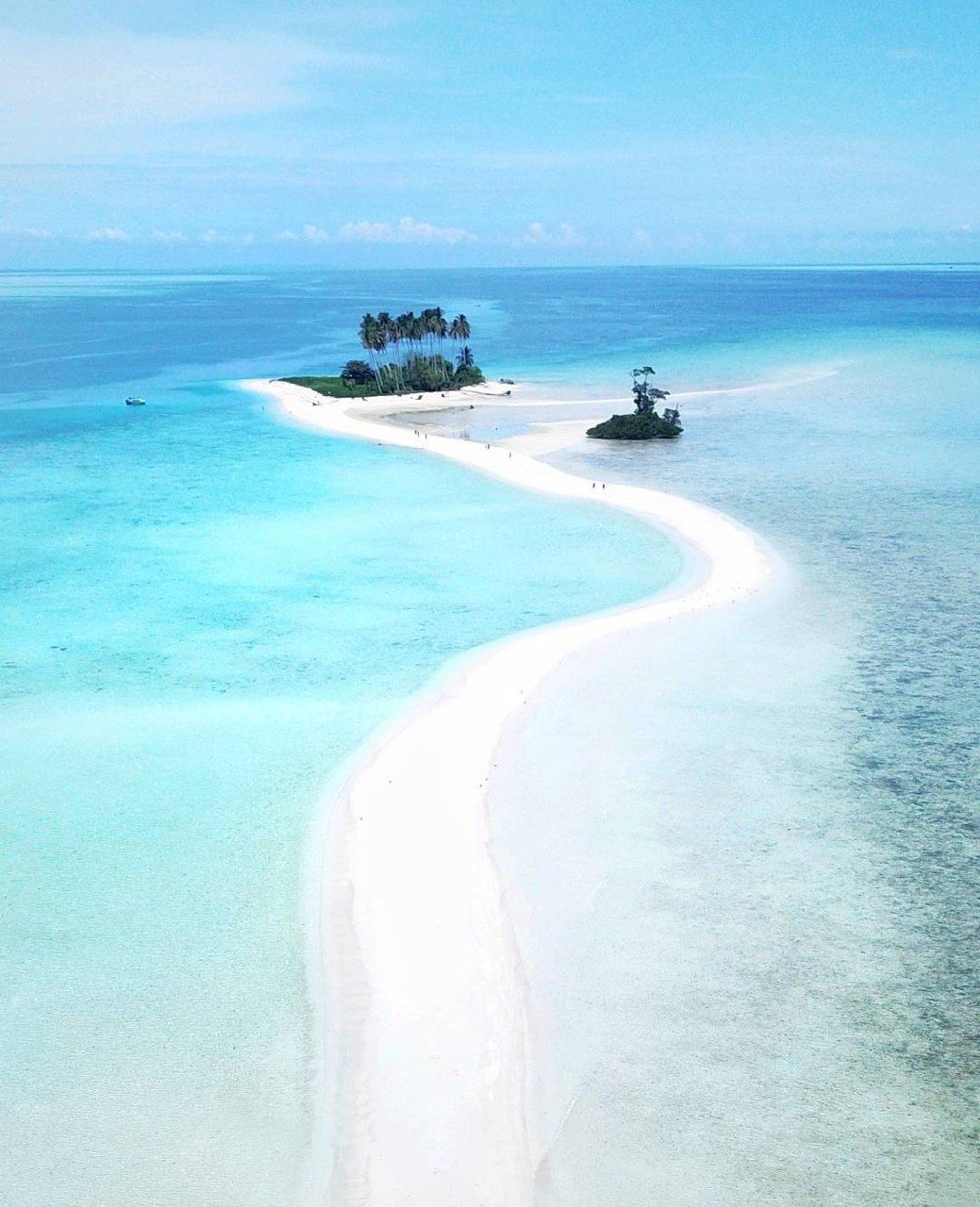 Private Island Beaches: A Beautiful Private Island In East Kalimantan, Manimbora