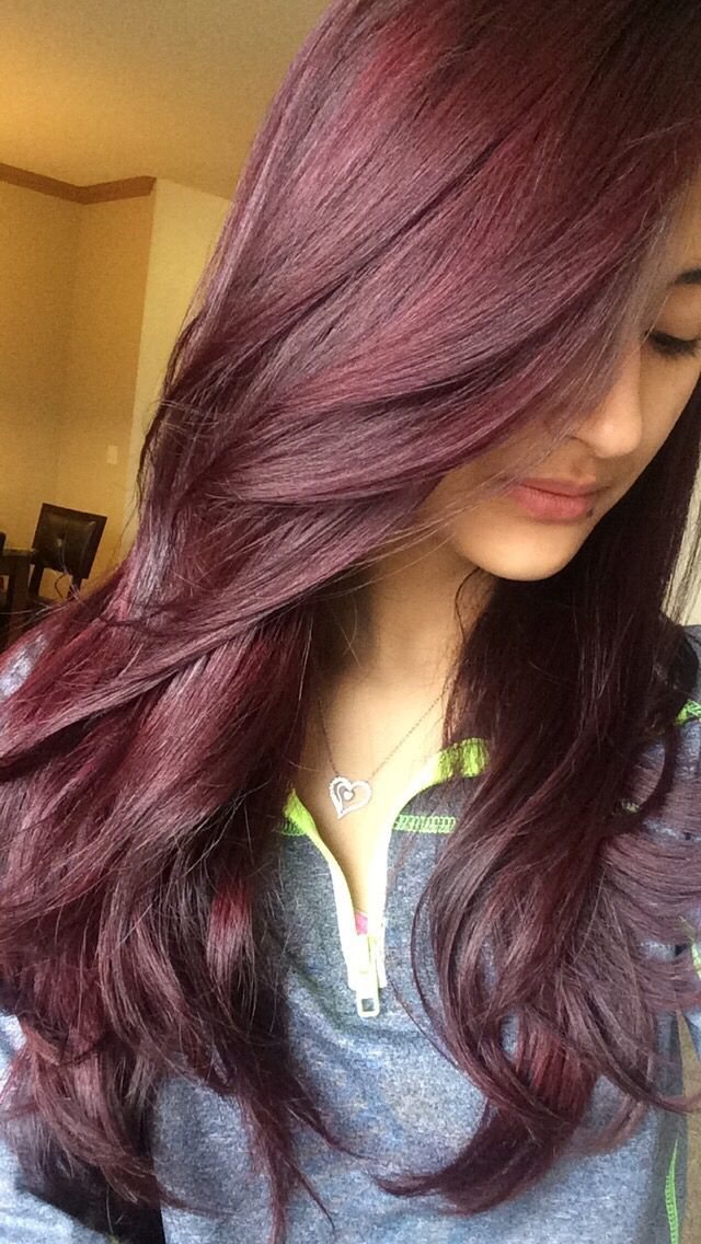 Dark Red Wine With A Purple Tint By Estefany Vega ️