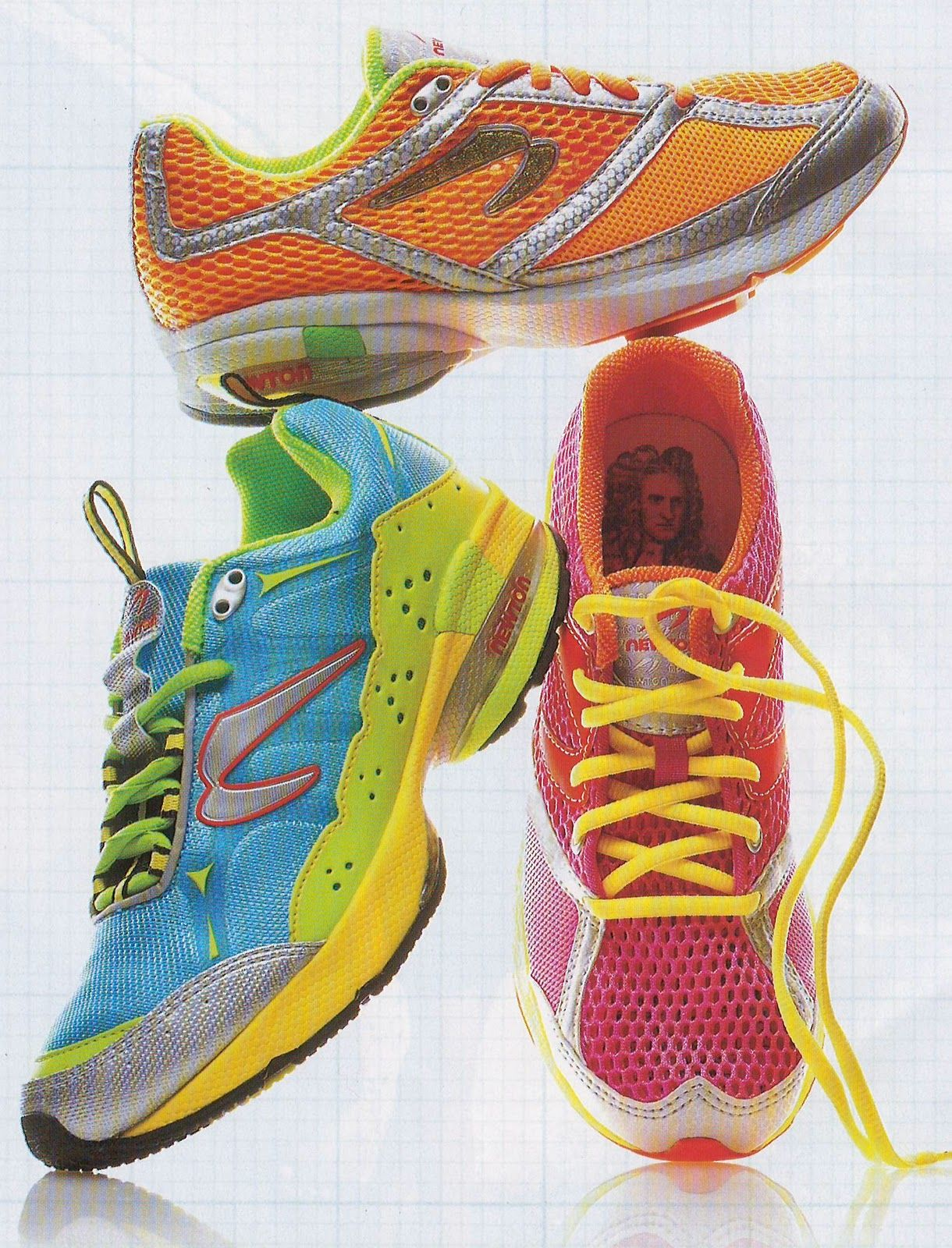 Newton Running shoes: trail, trainers