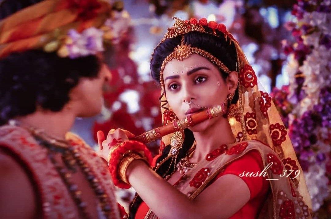 Shyam Rang Mai Rangi Radhika Princess Zelda Wonder