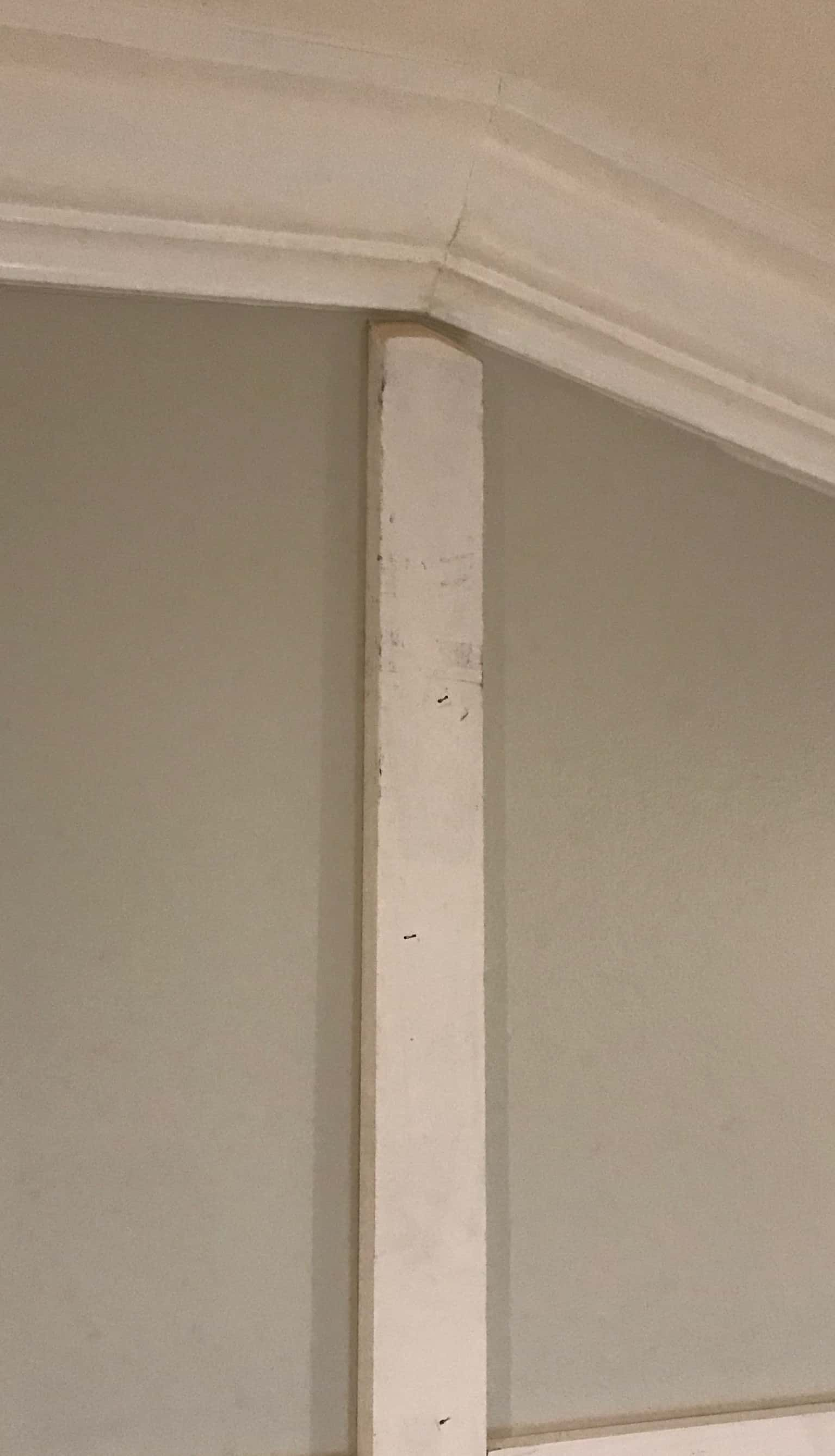 Installing Board And Batten Without Removing The Baseboards Installing Wainscoting Baseboards Diy Wainscoting
