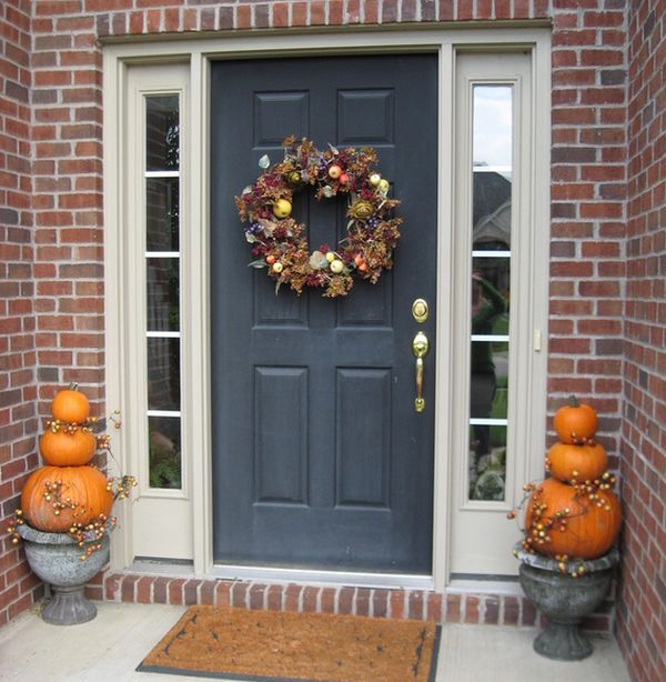 Halloween Porch And Entryway Ideas: From Subtle To Scary