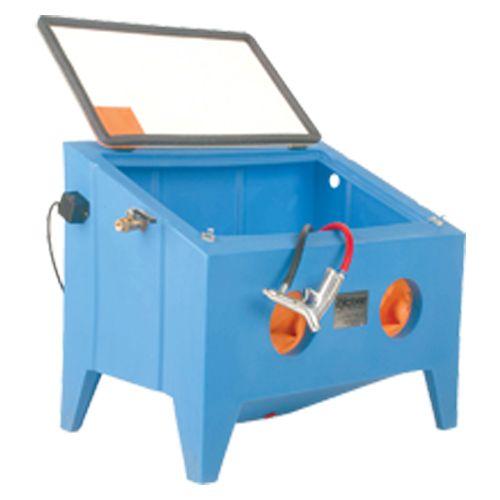 micro blast cabinet, benchtop blast cabinet, small