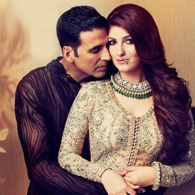 Bollywood, Tollywood & Más: Akshay Kumar and Twinkle Khanna Hello Jatin Kampani photography