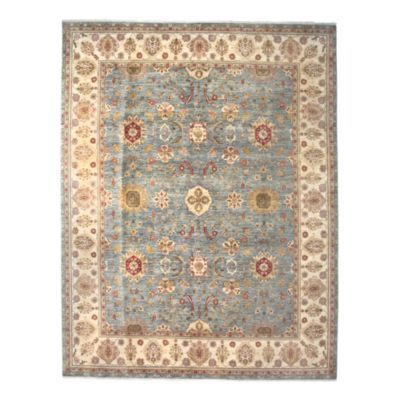 """Oushak Collection Oriental Rug, 9'3"""" x 11'10"""" 
