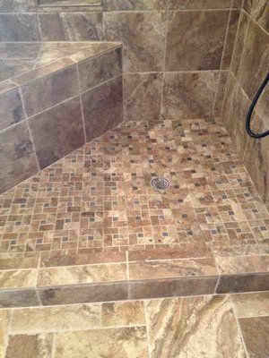 Small Bathroom Remodel Shower Layout