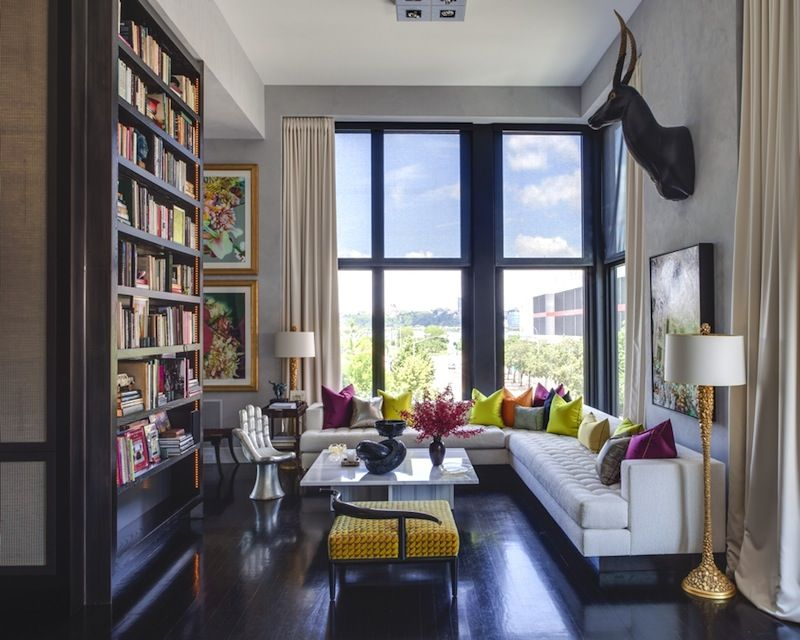 Livingroom Nyc Apartment Designsharp Modest New York Design Decodig