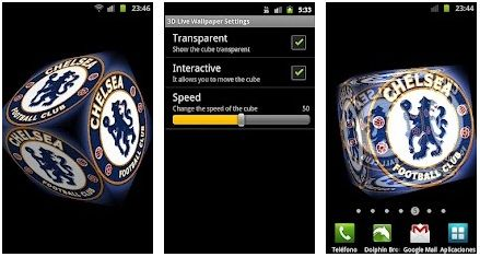 3d Chelsea Live Wallpaper Apk Is Great Live Wallpaper Which Will