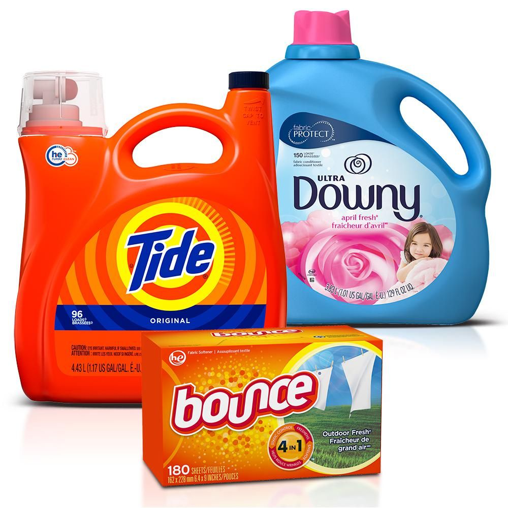 Tide Original Scent He Liquid Laundry Detergent April Fresh
