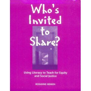 Who S Invited To Share Using Literacy To Teach For Equity And Social Justice Although Written More From A Middle Lev Teaching Literacy College Essay Examples