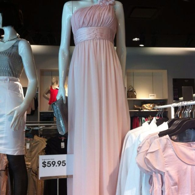 At last! I have found the bridesmaids dresses