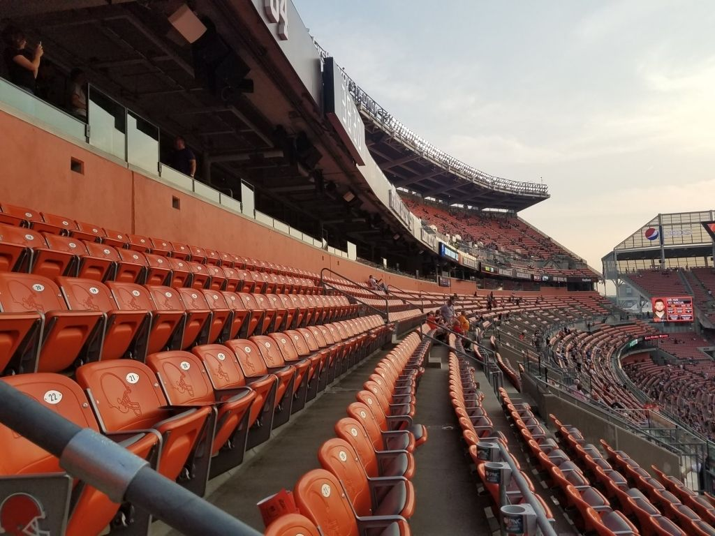 Firstenergy Stadium Seating Chart With Seat Numbers