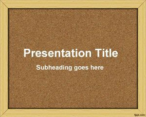 Free youtube ppt template a powerpoint background with a youtube bulletin board powerpoint template ppt template toneelgroepblik Choice Image