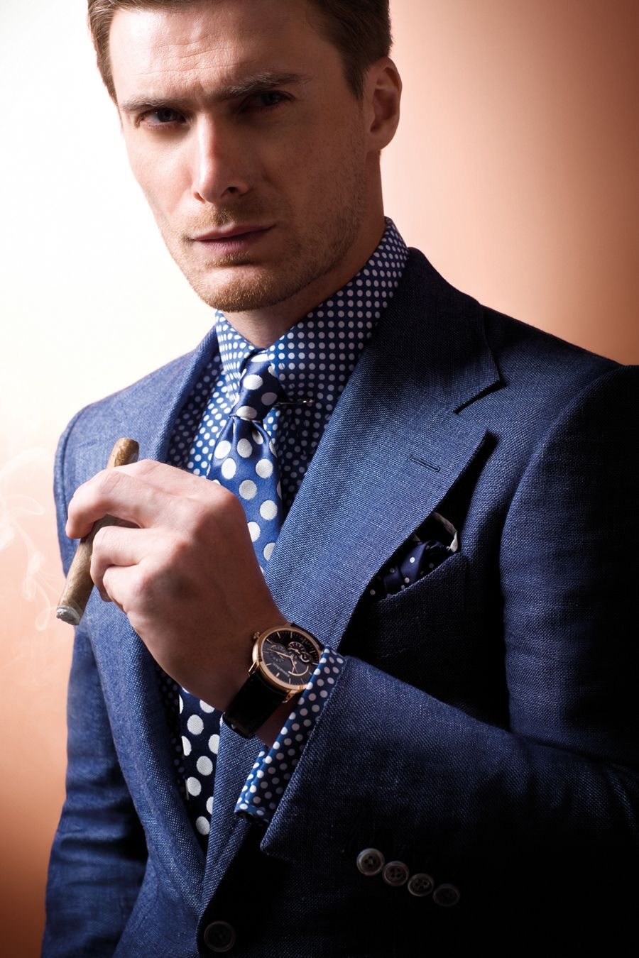 Tom Ford Suits Blue