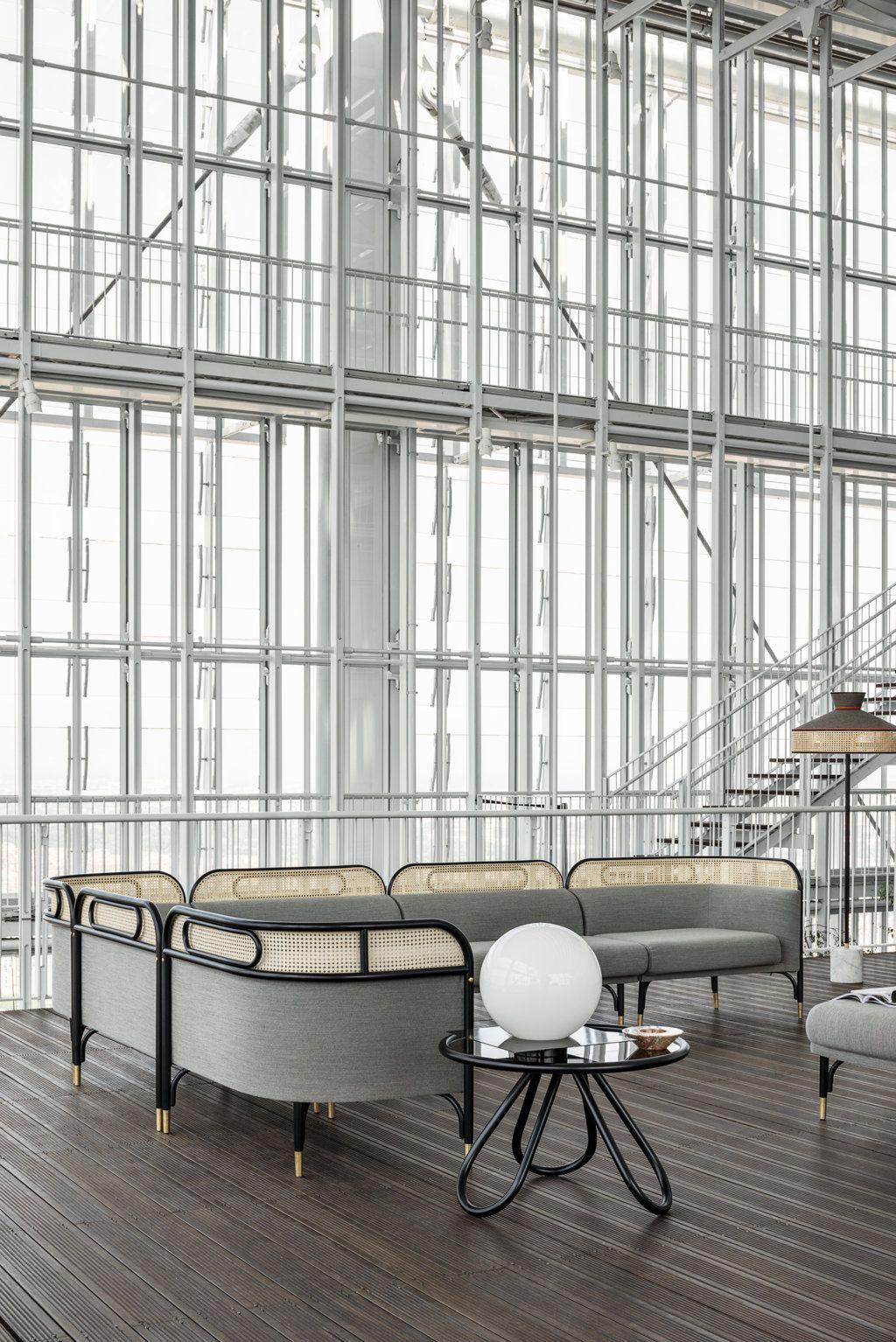 Targa Modular Sofa Mit Bildern Modulares Sofa Sofa Lounge Grosse Sitzkissen