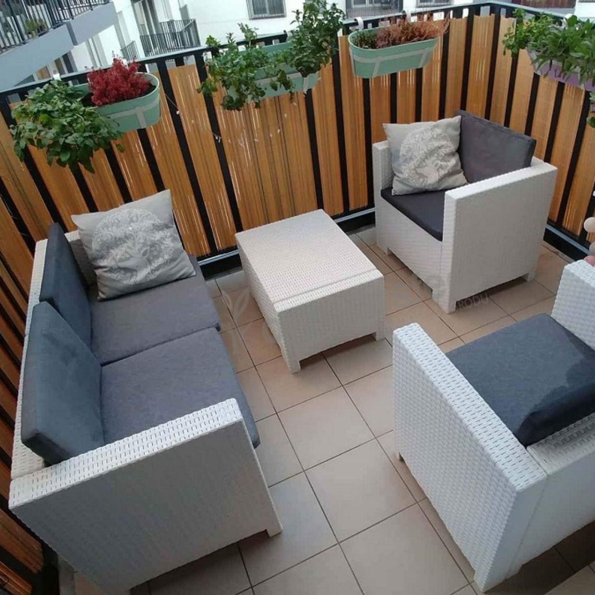 Biale Meble Technorattanowe Z Sofa Colorado Coffee 4 Bica Ogrodosfera Pl Outdoor Furniture Sets Outdoor Furniture Outdoor Sectional Sofa