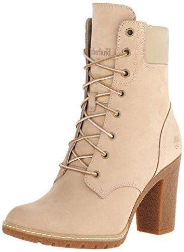 Amazon.com | Timberland Women's EK Glancy 6 Inch Boot | Ankle & Bootie