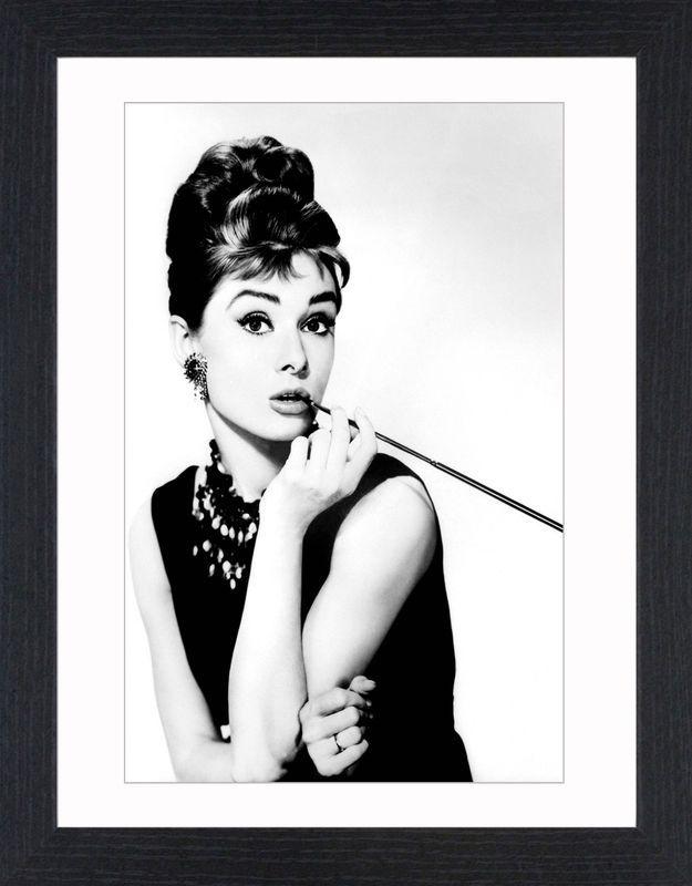 Audrey Hepburn frame | Home Inspiration | Pinterest | Audrey hepburn ...