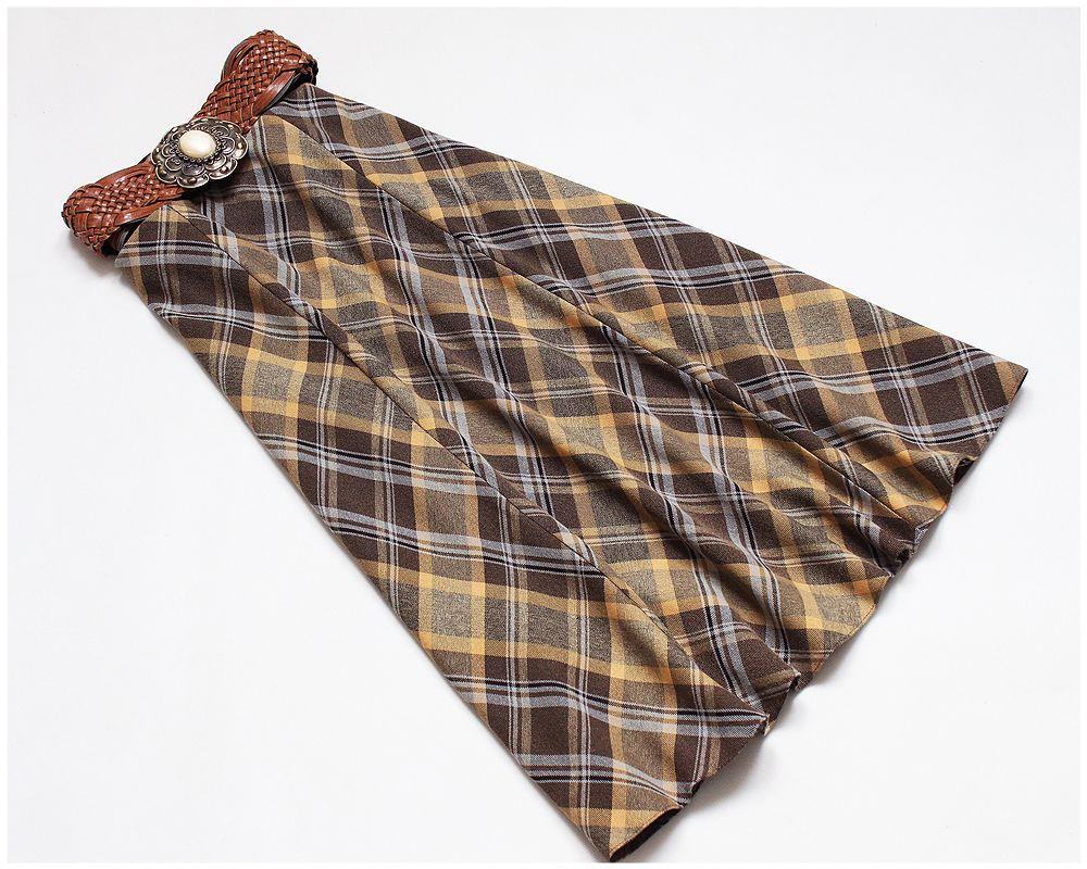 Millburn Spodnica Vintage Krata J Nowa 46 48 50 7152218130 Oficjalne Archiwum Allegro Cute Outfits Fashion Outfits