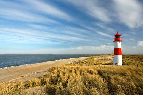 foto leuchtturm an der nordseek ste list sylt deutschland meer foto pinterest. Black Bedroom Furniture Sets. Home Design Ideas
