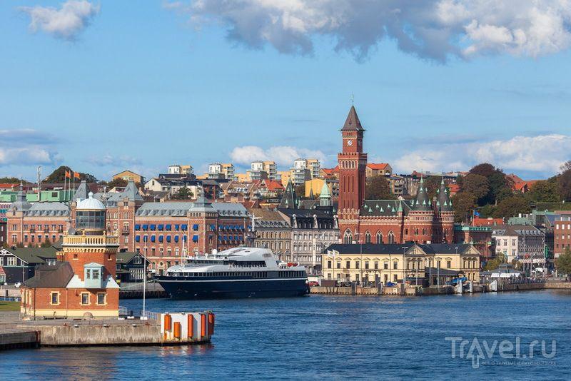 Старинный портовый Хельсингборг