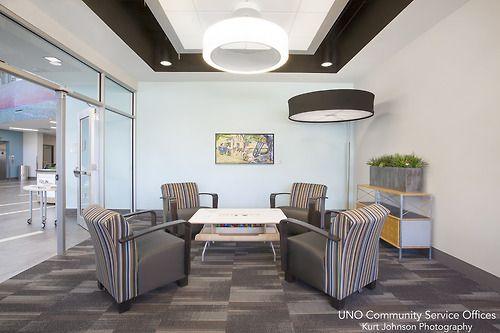 UNO Community Service Offices-Barbara Weitz Community Engagement Center http://www.kurtjohnsonphotography.com/